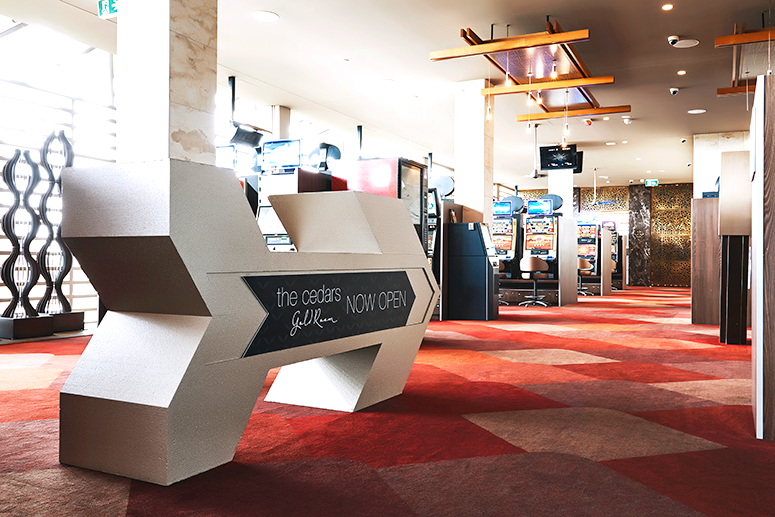 The Shellharbour Club – VIP Gaming Area