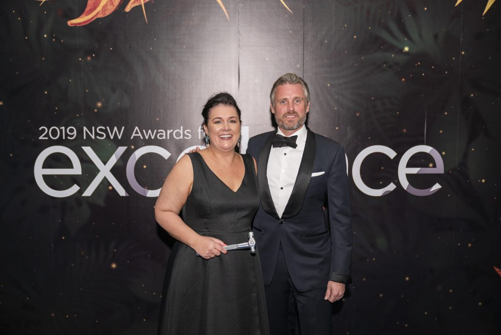 Interview; Diana Jones 2019 NAWIC NSW Award winner